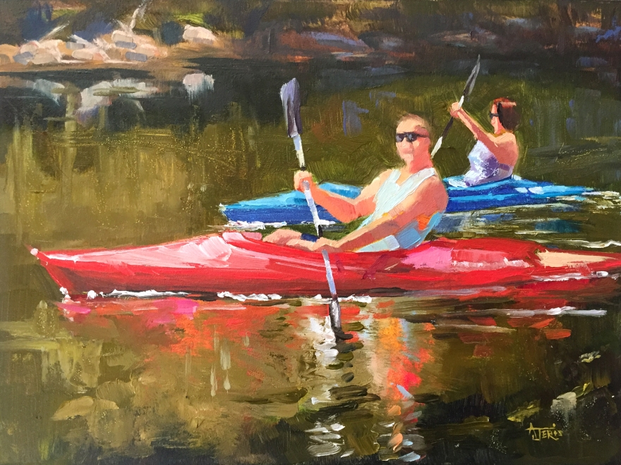 kayak-the-river