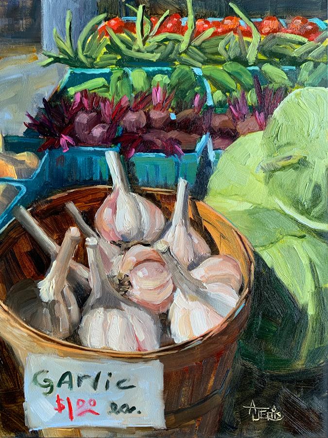 Garlic $1