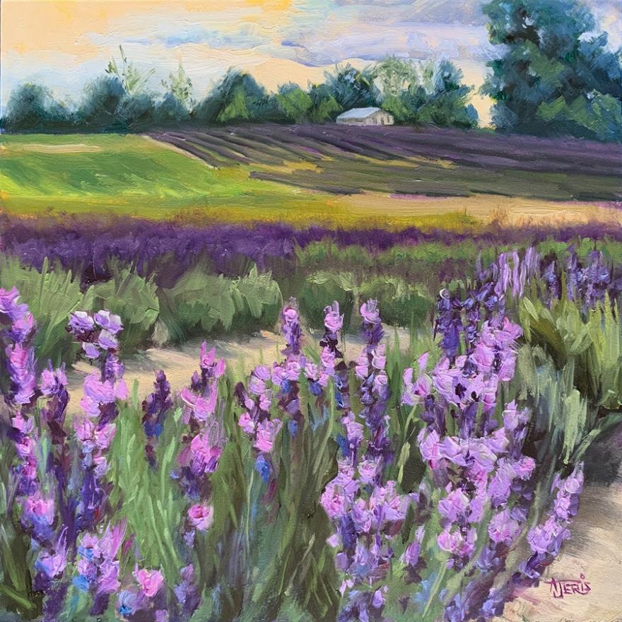 Lavender Hills